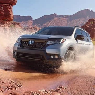 2019 Honda Passport Offroad