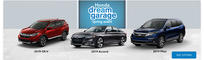 Honda dream garage bob boyte