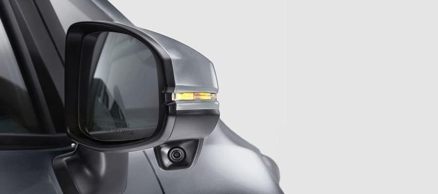 2019 Honda Fit Mirror