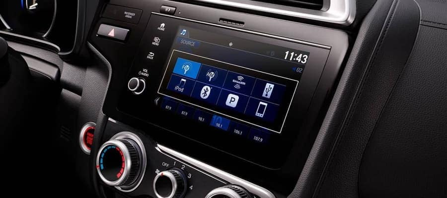 2019 Honda Fit Touchscreen