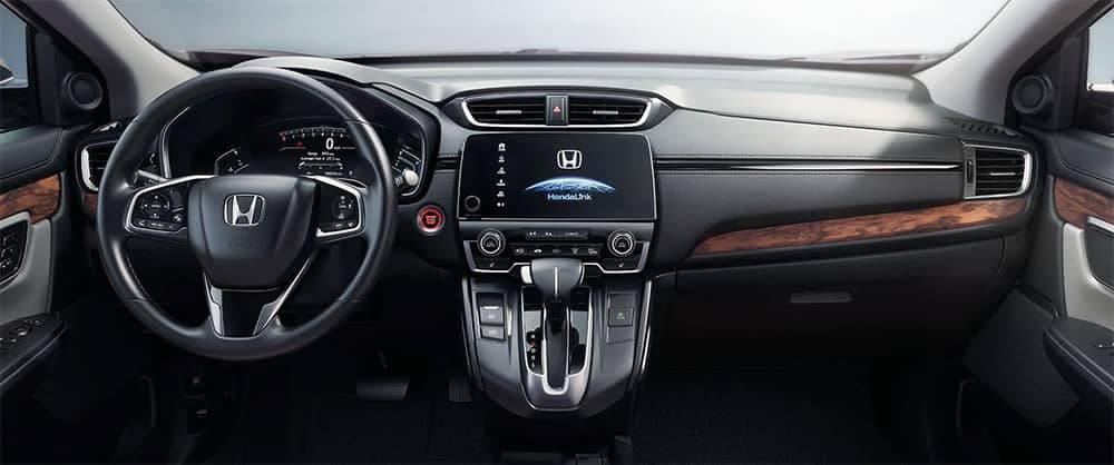 2019 Honda CR-V Interior Dashboard Features