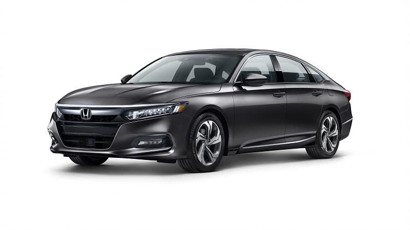 2019 Honda Accord EX CVT