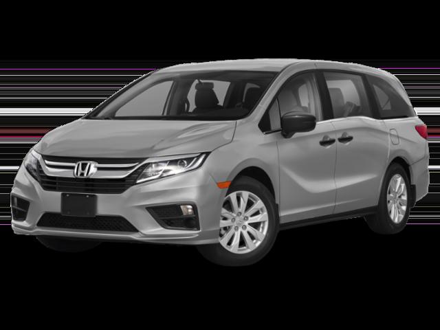 New 2019 Honda Odyssey LX FWD