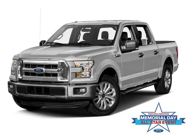 2017 F-150 XL SuperCrew 4x4