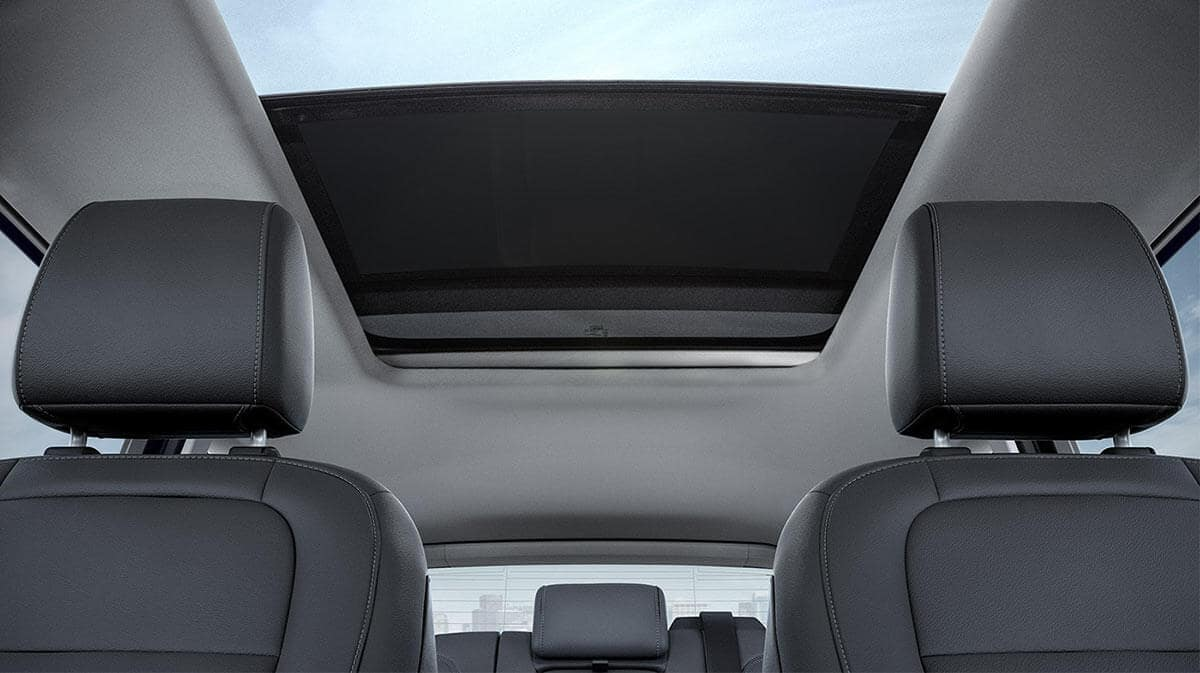 2018 Ford Escape Sunroof