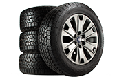 Bob Chapman Ford Tire Offer