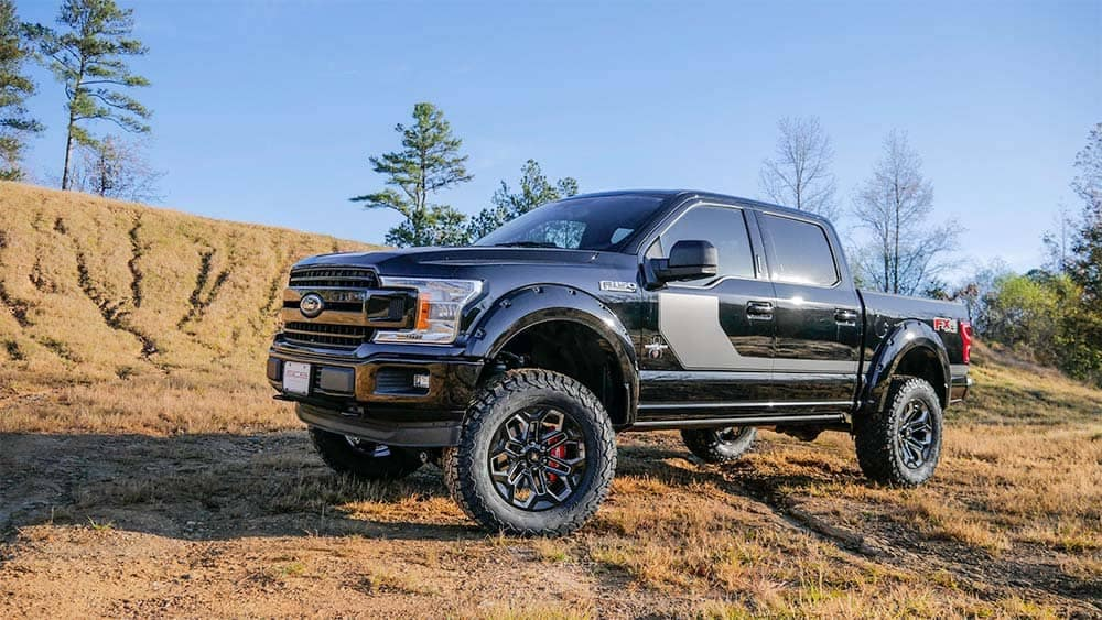 Sca Performance Lifted Ford Trucks Bob Chapman Ford