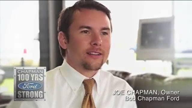 Joe Chapman