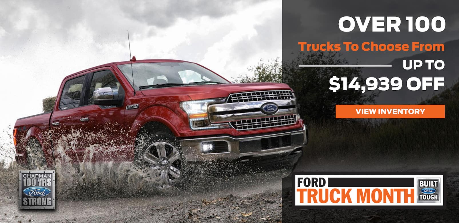 Bob Chapman Ford Home Page Truck Image