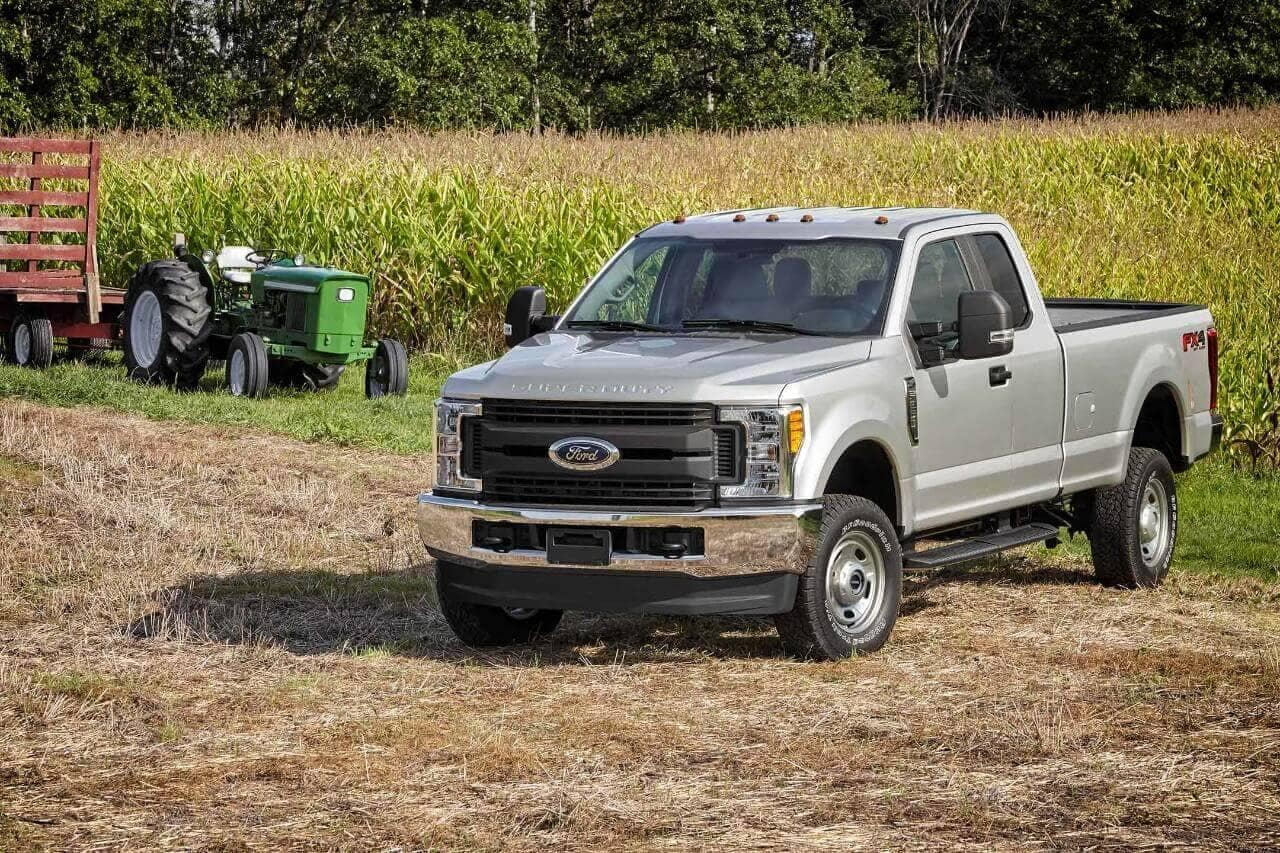 2018 Ford Super Duty FX4