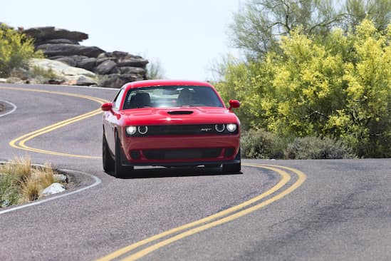 Like A Lot Of Sports Cars On The Road, Older Models Of The Dodge Challenger  Had Rear Wheel Drive Only. All Of That Changes With The Latest Design From  Dodge ...