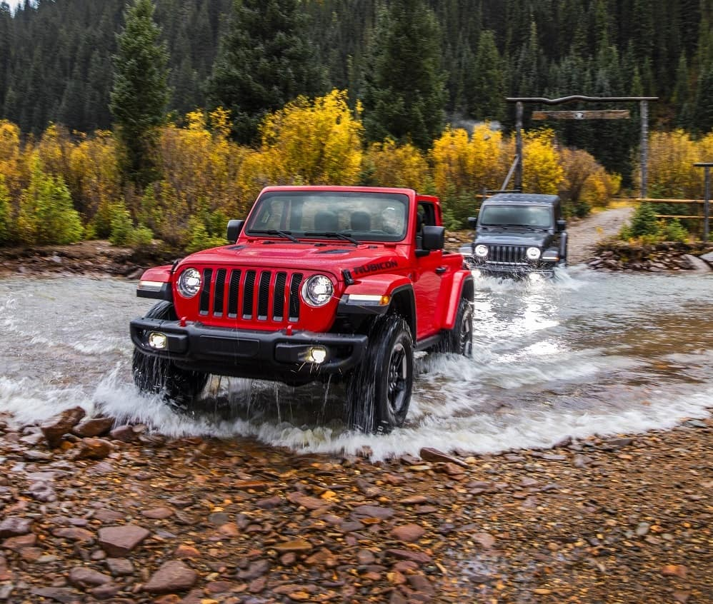 2019 Jeep Wrangler Review