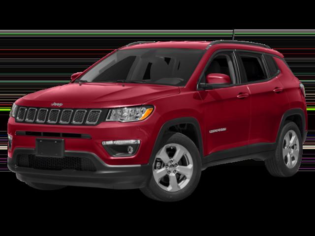 New 2018 Jeep Compass