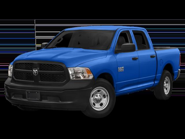 NEW 2019 RAM 1500 TRADESMAN CREW CAB 4x2