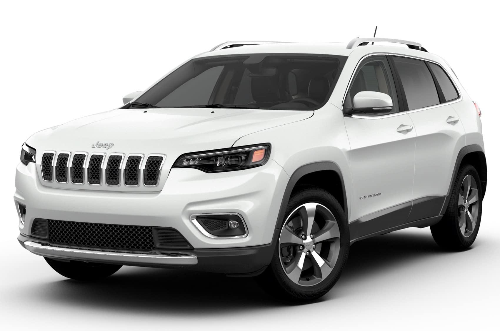 Jeep Cherokee Towing Capacity