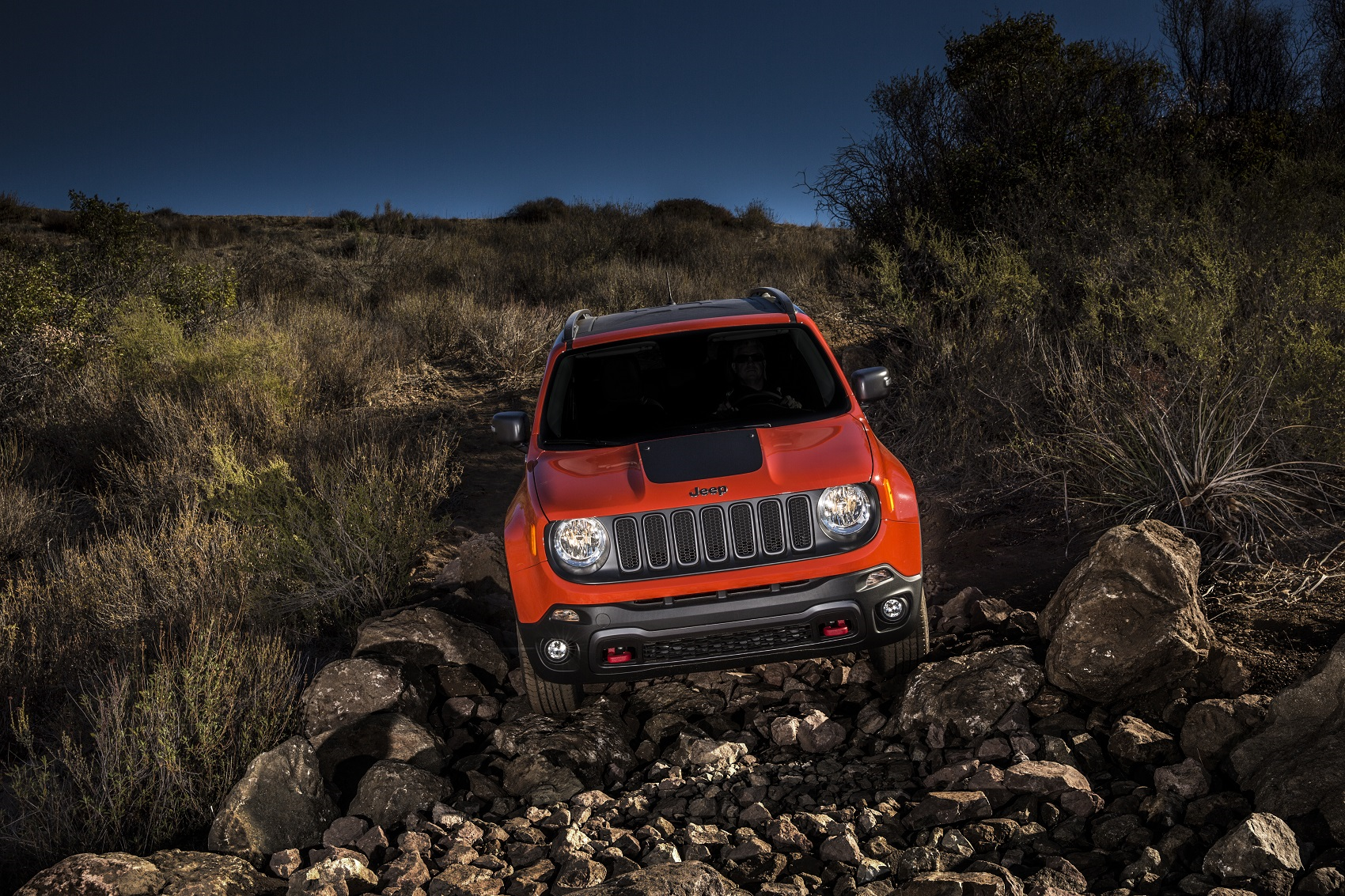Jeep Renegade Off-Road