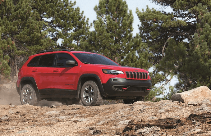 Jeep Cherokee Engine Specs