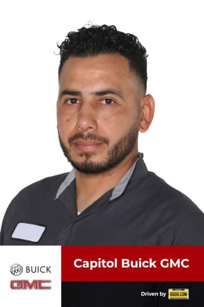 Carlos Deras