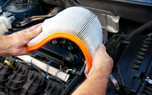 <strong>Engine Air Filter</strong>
