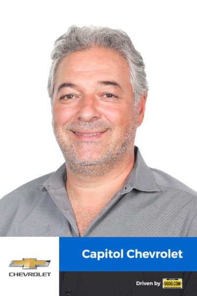 Misha Shmushkis
