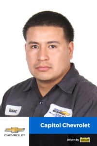 Isaac Chavez Leon