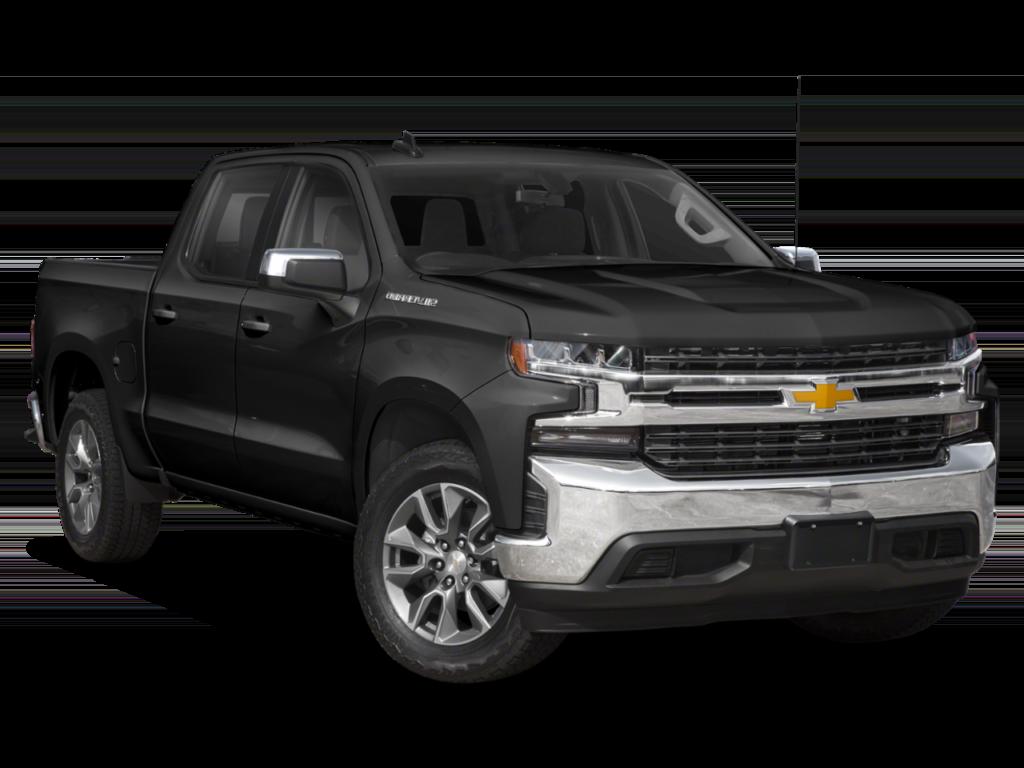 2019 Chevrolet Silverado 1500 Custom Crew Cab 4WD W/Max Trailering Pkg