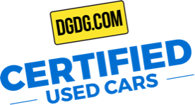 DGDG.com Certified Pre-Owned Logo