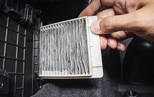 <strong>Cabin Air Filter</strong>