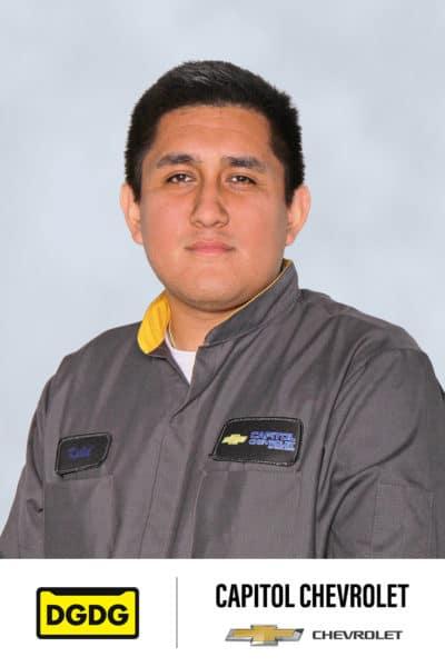 Kalid Cabrera