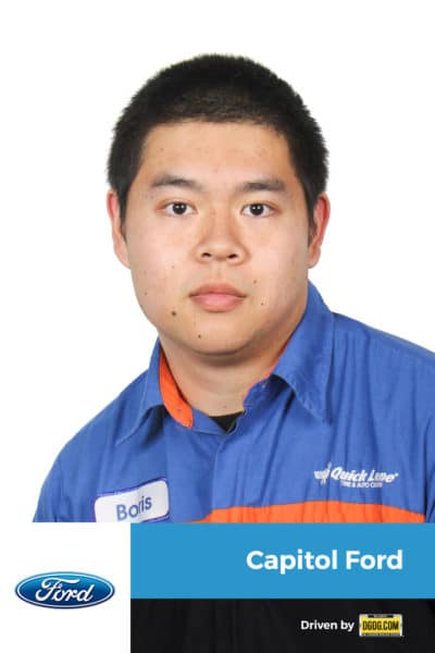 Boris Zhao