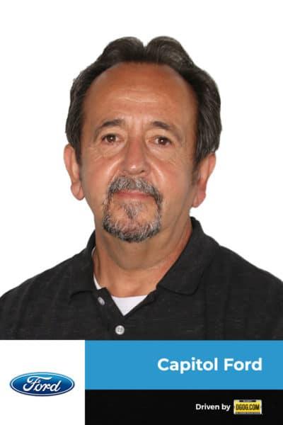 Arnold Saavedra