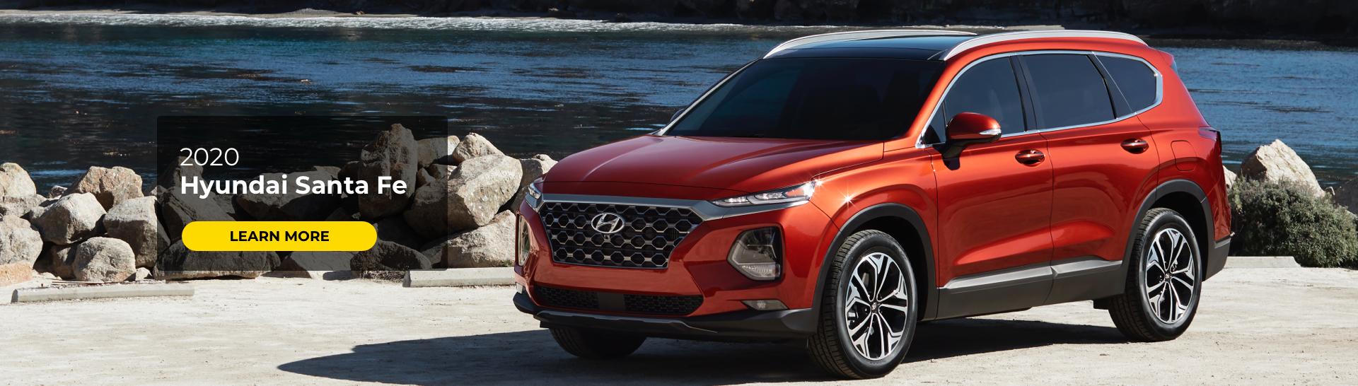 2020 Hyundai Santa FeV2
