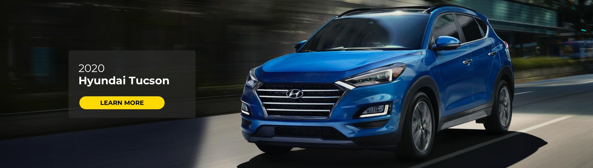 2020 Hyundai TucsonV2