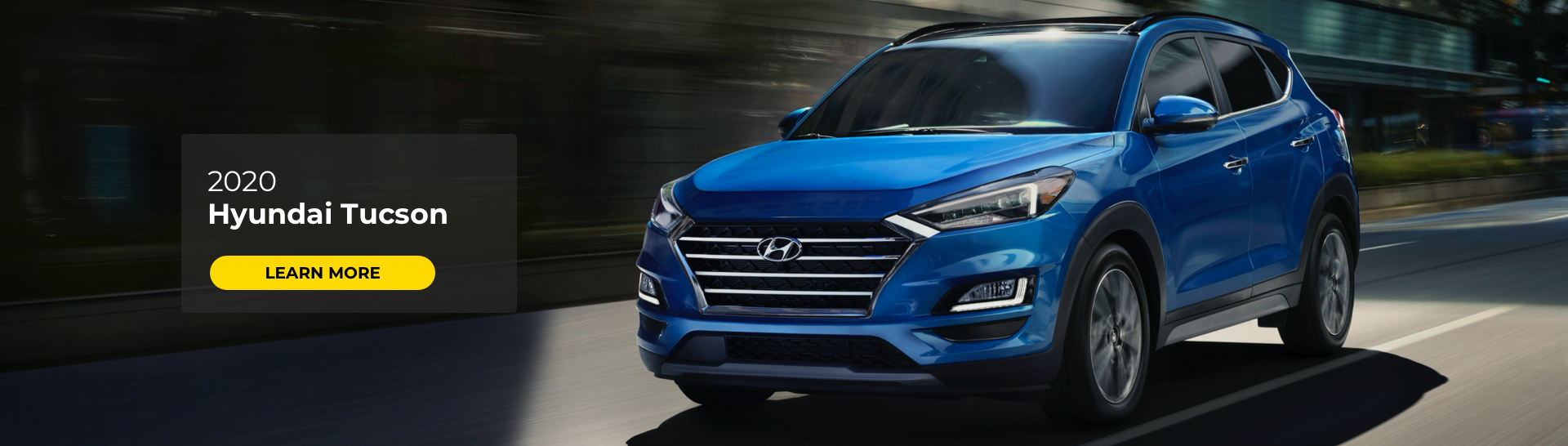 2020 Hyundai TucsonV3