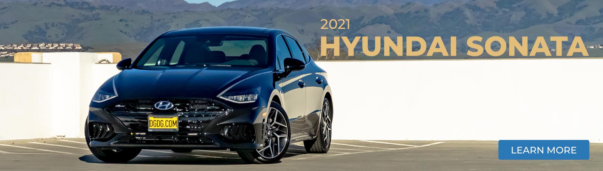 2021 Hyundai Sonata Updated