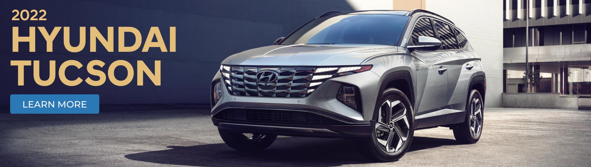 2022 Hyundai TucsonUpdated