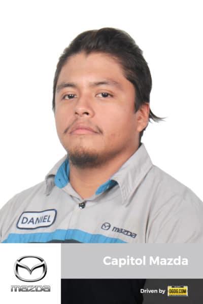 Daniel Ordonez