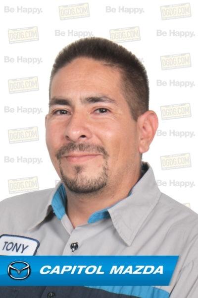 Tony Maestas