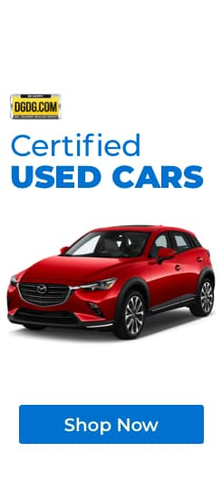 Used Vehicles For Sale at Capitol Mazda in San Jose, CA