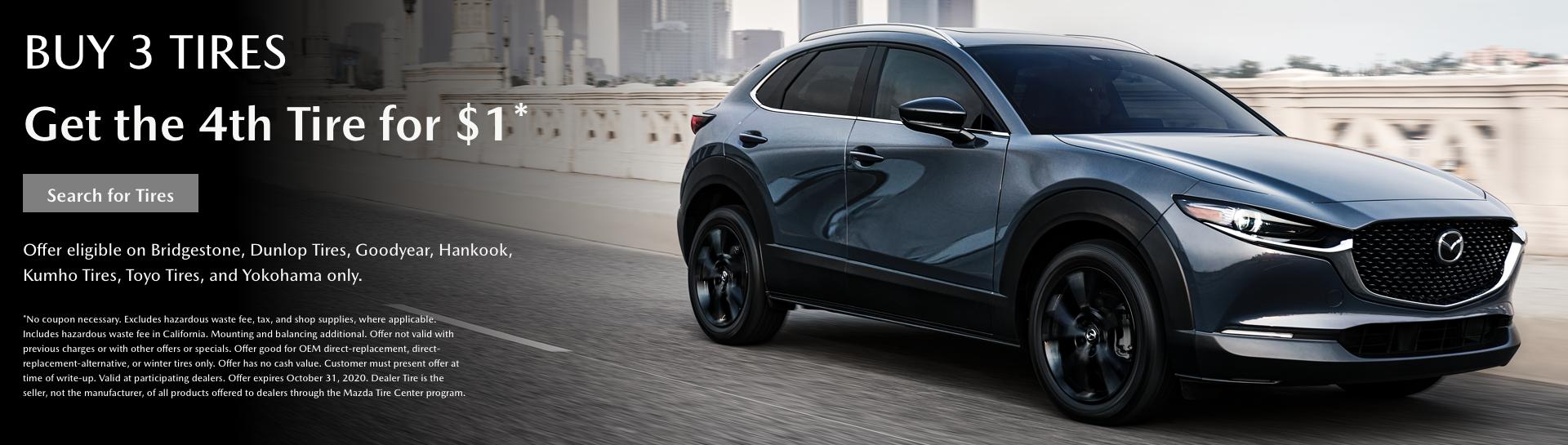 Mazda Tire Special V2