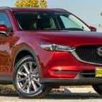 DGDG 2020 Mazda CX-5 red