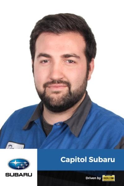 Daniel Graas Hernandez