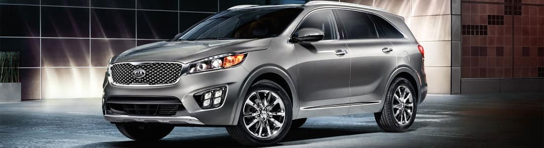 Kia Sorento Trims