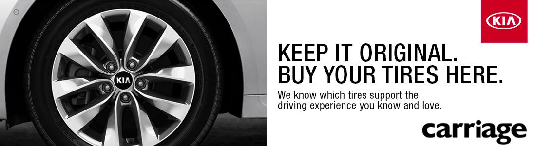 Tire Shop Carriage Kia