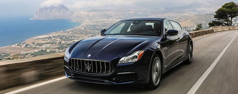 2017 Maserati Quattroporte Exterior