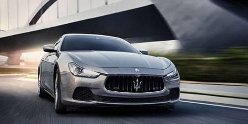 Maserati Ghilbli