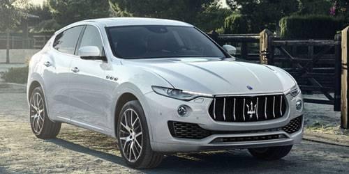 New 2018 Maserati Levante  AWD