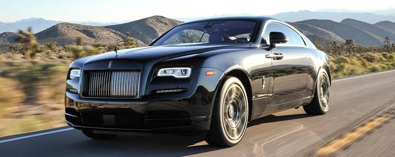 2017 Rolls-Royce Wraith Exterior