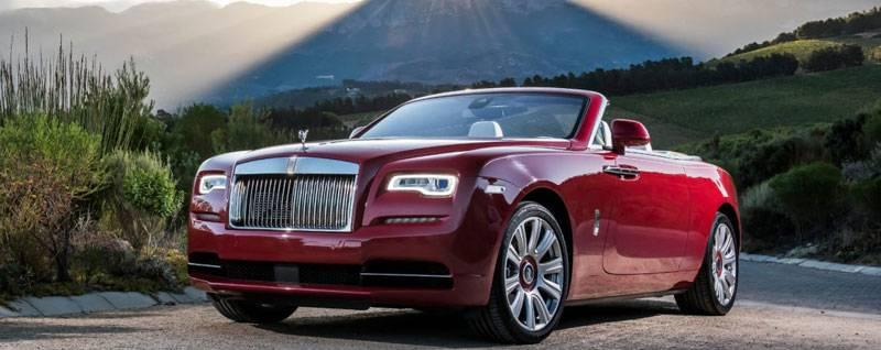 2017 Rolls-Royce Dawn | Cleveland Motorsports