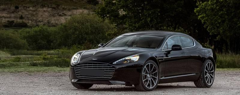 2016 Aston Martin Rapide S | Cleveland Motorsports